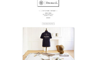 A new website for Double L.